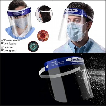 Be zen Face Shield Protector PVC