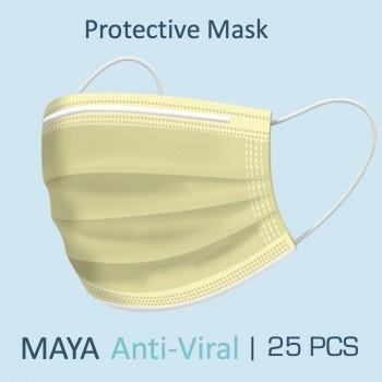 MayaPatch™ | Fameux Patch anti-Coronavirus | Autocollant Virucide Jetable Révolutionnaire du Technion | Technologie Nano Fibres